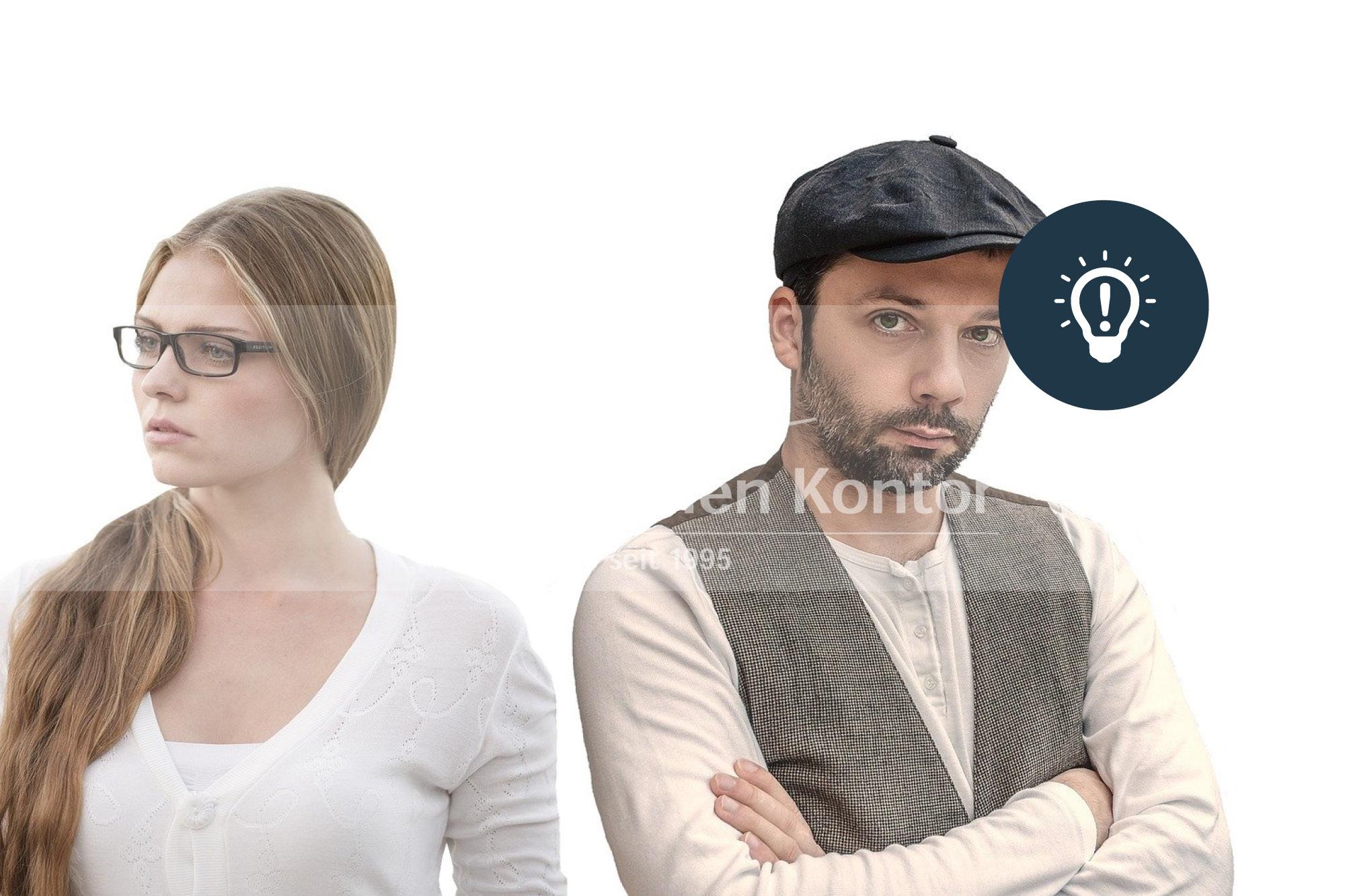 Scheidung – Zugewinnausgleich